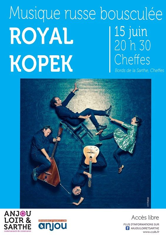 Affiche Royal Kopek V1