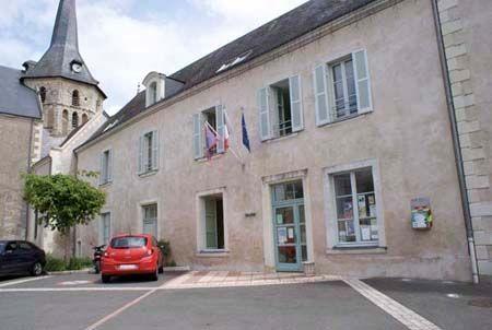mairie de Cheffes copie